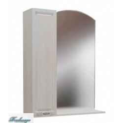 Зеркало-шкаф 1MarKa Романс 65 шампань