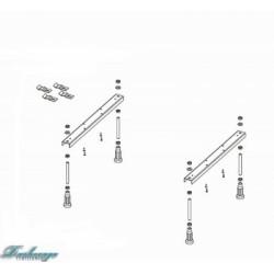 Ножки для поддона Riho Basel 402, 412