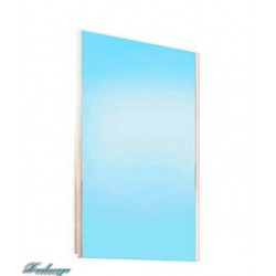 Зеркало 1MarKa Йота 50 белый глянец