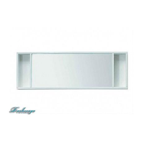 Зеркало Aquanet Нота Т1250 белое