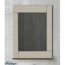 Зеркало 1MarKa Кварта 60 лайт венге/дуб пастельный