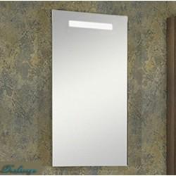 Зеркало Акватон Йорк 50 со светильником