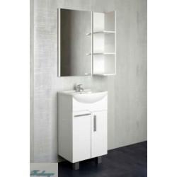 Комплект мебели 1MarKa Йота 50Н белый глянец