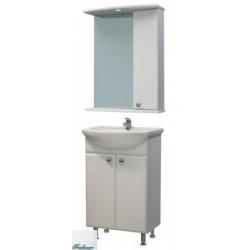 Комплект мебели Я Мебель Пион 50, зеркало-шкаф правый