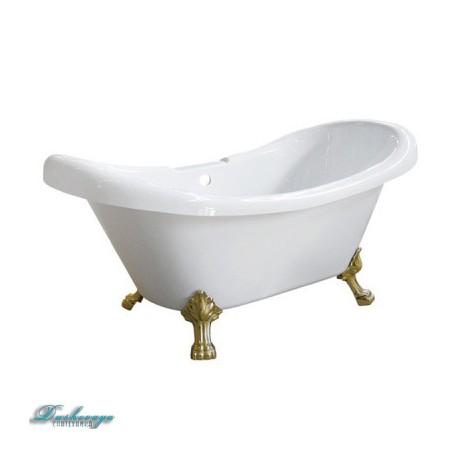 Ванна Faro Классик CLDS67 ножки золото