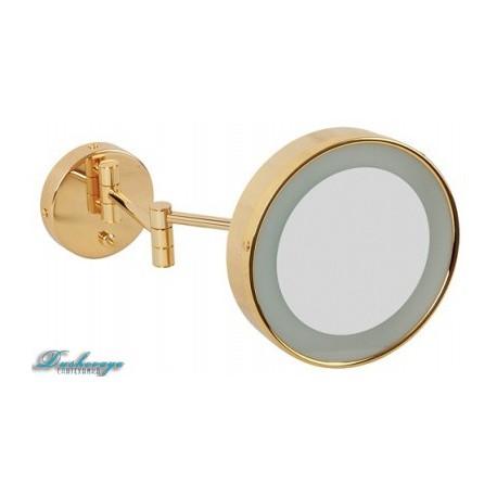 Косметическое зеркало Migliore Complementi ML.COM-50.336.DO с галогеновой подсветкой