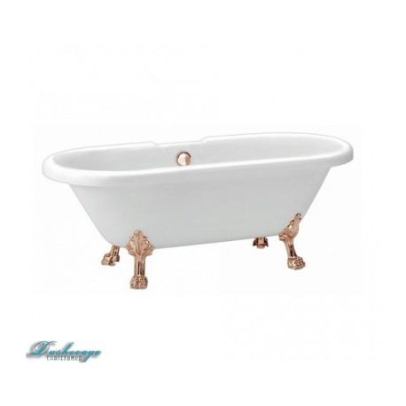 Ванна BelBagno BB21-BRN ножки бронза