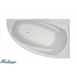 Ванна Astra-Form Тиора правостороняя