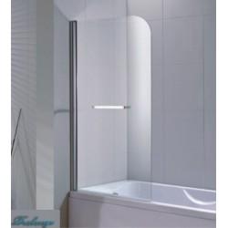 Шторка для ванны Bravat Moon 140*80