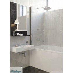 Шторка для ванны Alpen Alpina A170 80*150