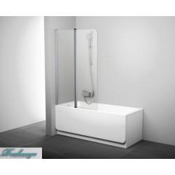 Шторка для ванны Ravak Cvs2-100 L блестящая