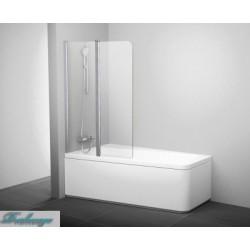 Шторка для ванны Ravak 10° 10Cvs2-100 L сатин