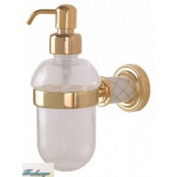 Дозатор жидкого мыла Boheme Murano 10912-W-G