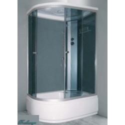 Душевая кабина Aquarius E-8606 С G grey R