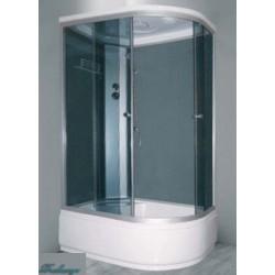 Душевая кабина Aquarius E-8606 С G grey L