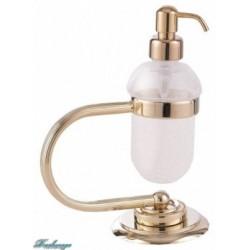 Дозатор жидкого мыла Boheme Murano 10909-W-G