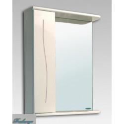 Зеркало-шкаф Spectrum 41 55 левое