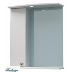 Зеркало-шкаф Я Мебель Крокус 50С, левый