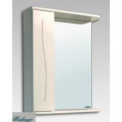 Зеркало-шкаф Spectrum 41 60 левое