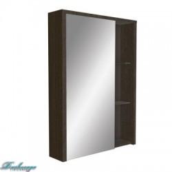 Зеркало-шкаф 1MarKa Джаз 60 венге