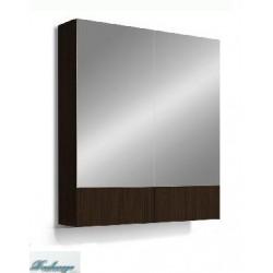 Зеркало-шкаф 1MarKa Соната 75 венге