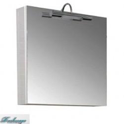 Зеркало-шкаф Aquanet Данте 60 без светильника