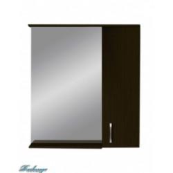 Зеркало-шкаф 1MarKa Рондо 80 венге